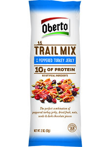 Click here to purchase Peppered Turkey Beef Jerky Trail Mix