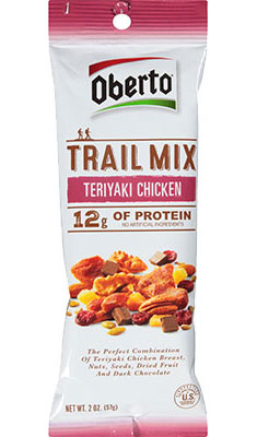 Teriyaki Chicken Jerky Trail Mix