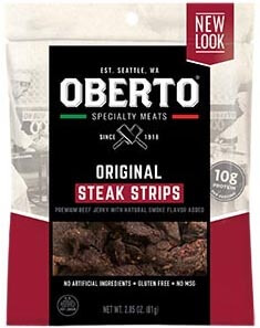 Image of Original Steak Strips packaging