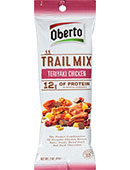 Teriyaki Chicken Jerky Trail Mix - Click for More Information