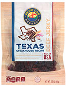 Pacific Gold Reserve Texas Steakhouse Beef Jerky [obo-606849.jpg] - Click for Details