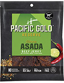 Pacific Gold Reserve Carne Asada Beef Jerky [obo-608010.jpg] - Click for Details