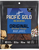 Pacific Gold Reserve Original Smoke Beef Jerky [obo-608072.jpg] - Click for Details