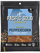 Pacific Gold Reserve Peppercorn Turkey Jerky [obo-609352.jpg] - Click for Details